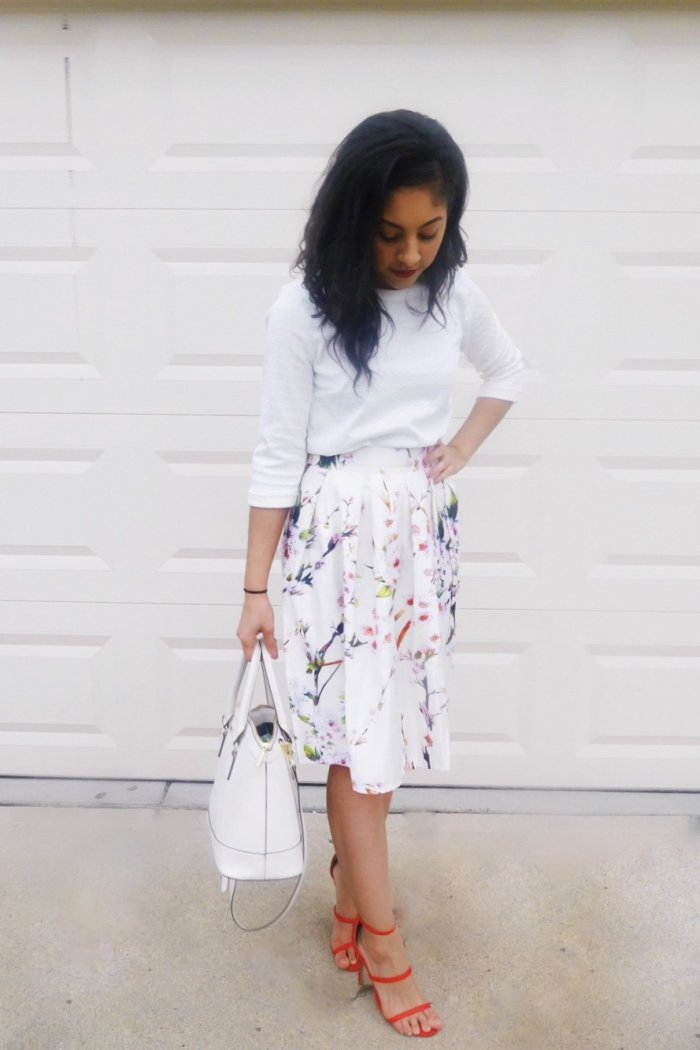 Cherry Blossoms #OOTD