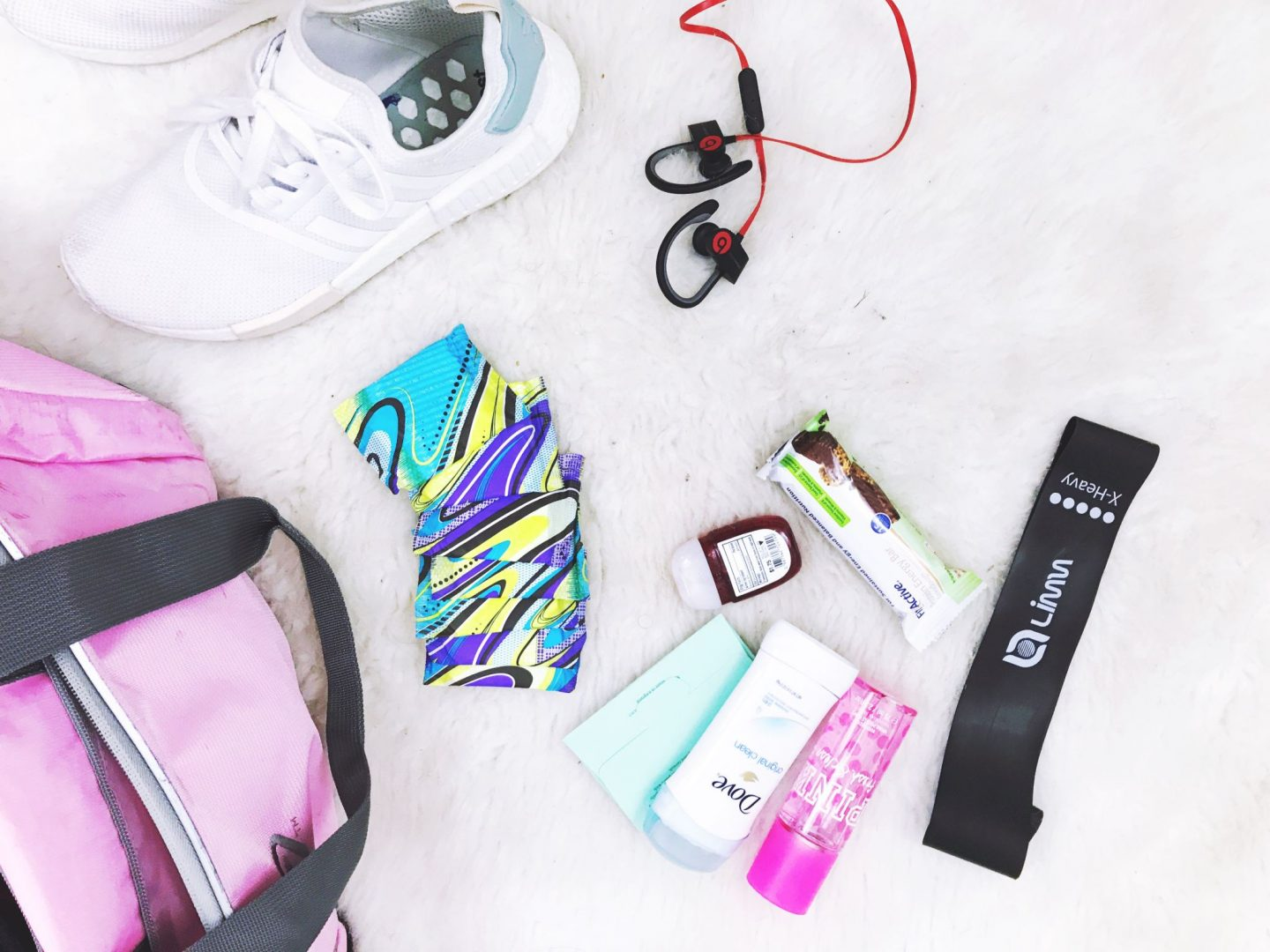 My Gym Bag Necessities