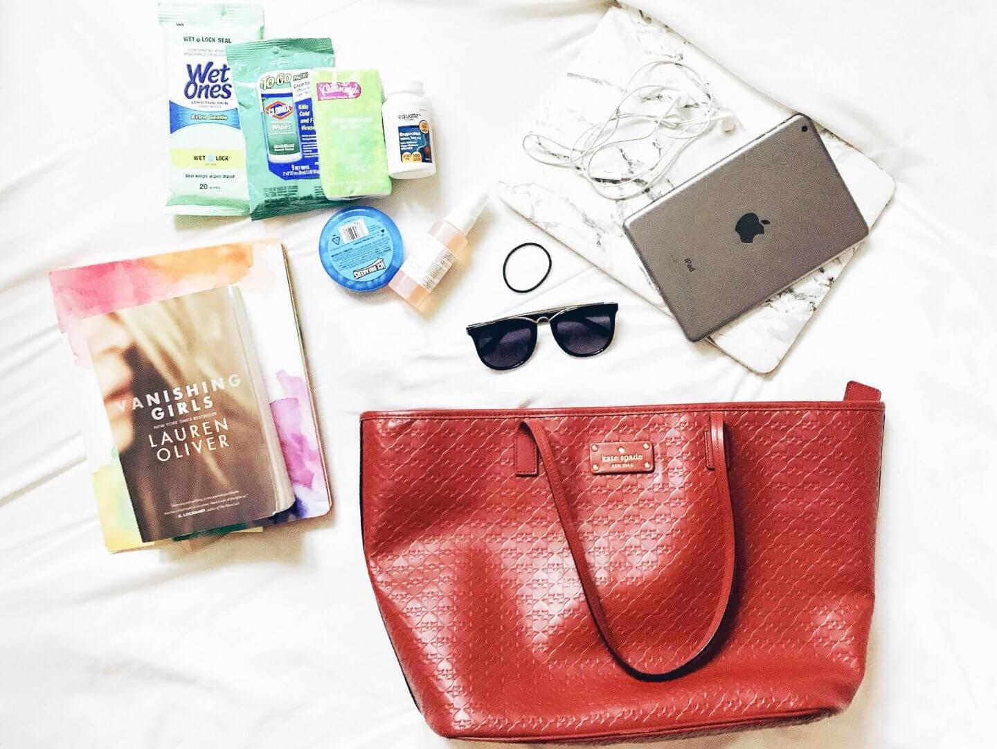 My Carry-On Essentials: Personal Bag