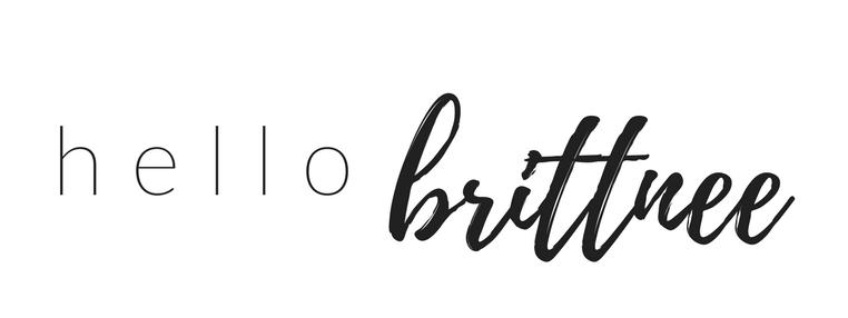 Hello Brittnee