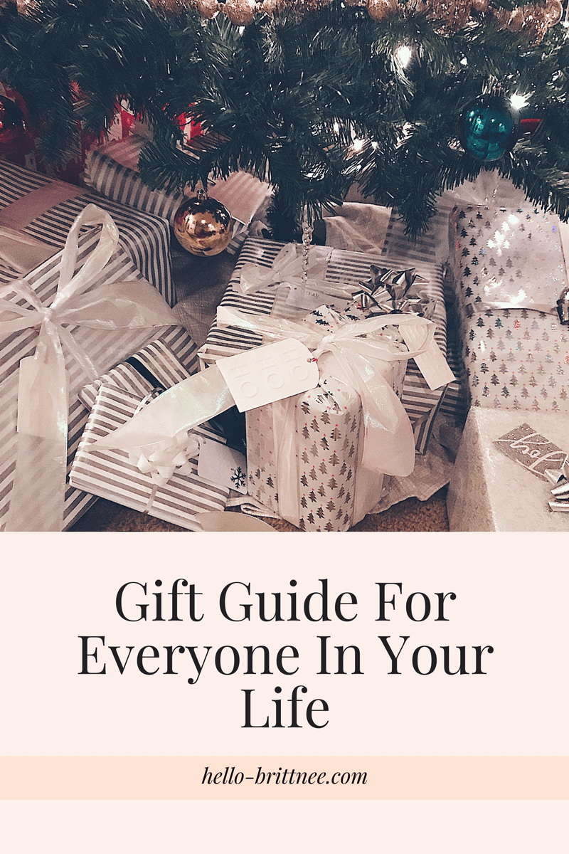 One-Stop Shop Gift Guide For Everyone In Your Life