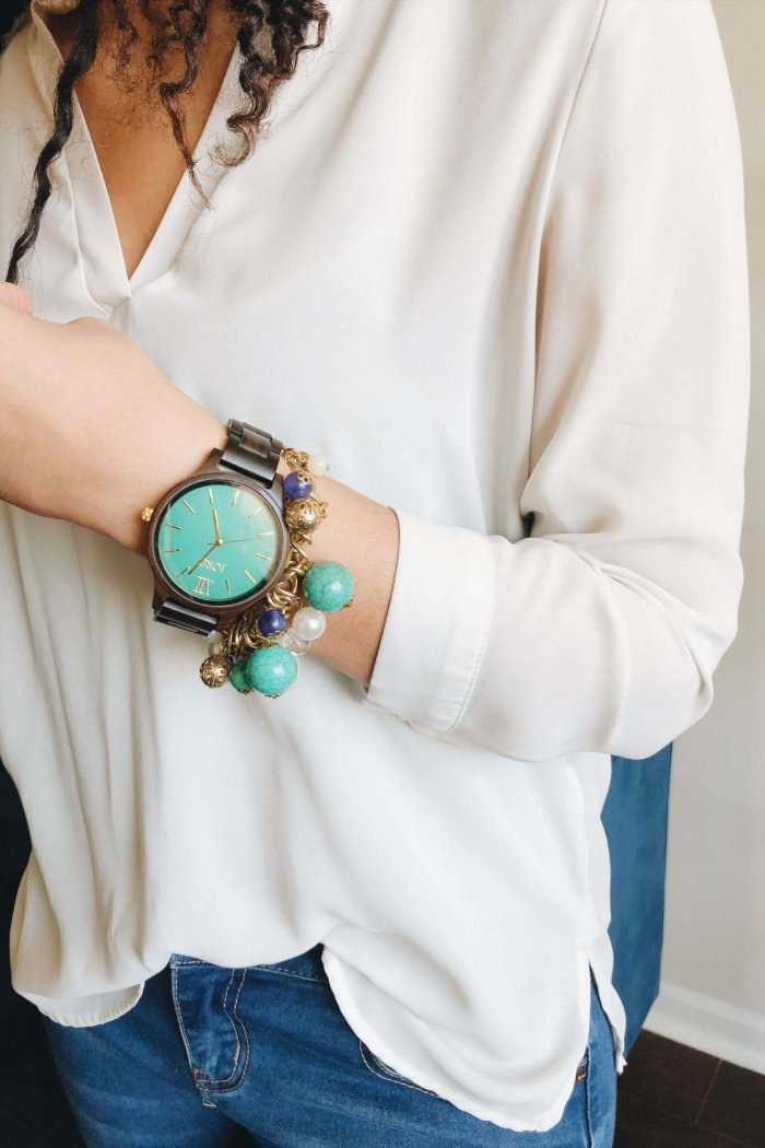 The Perfect Accessory for Spring featuring JORD Watches