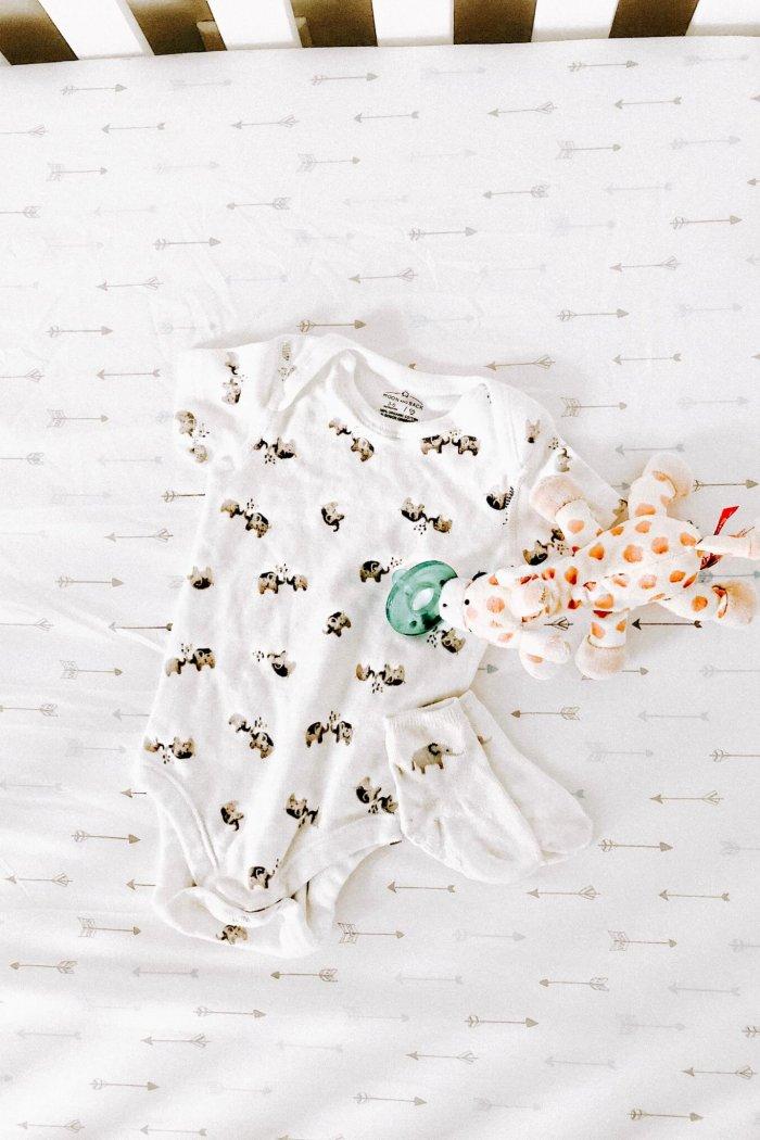 New Mom Baby Registry Essentials