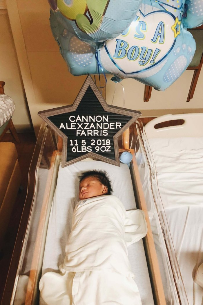 Cannon's Birth Story