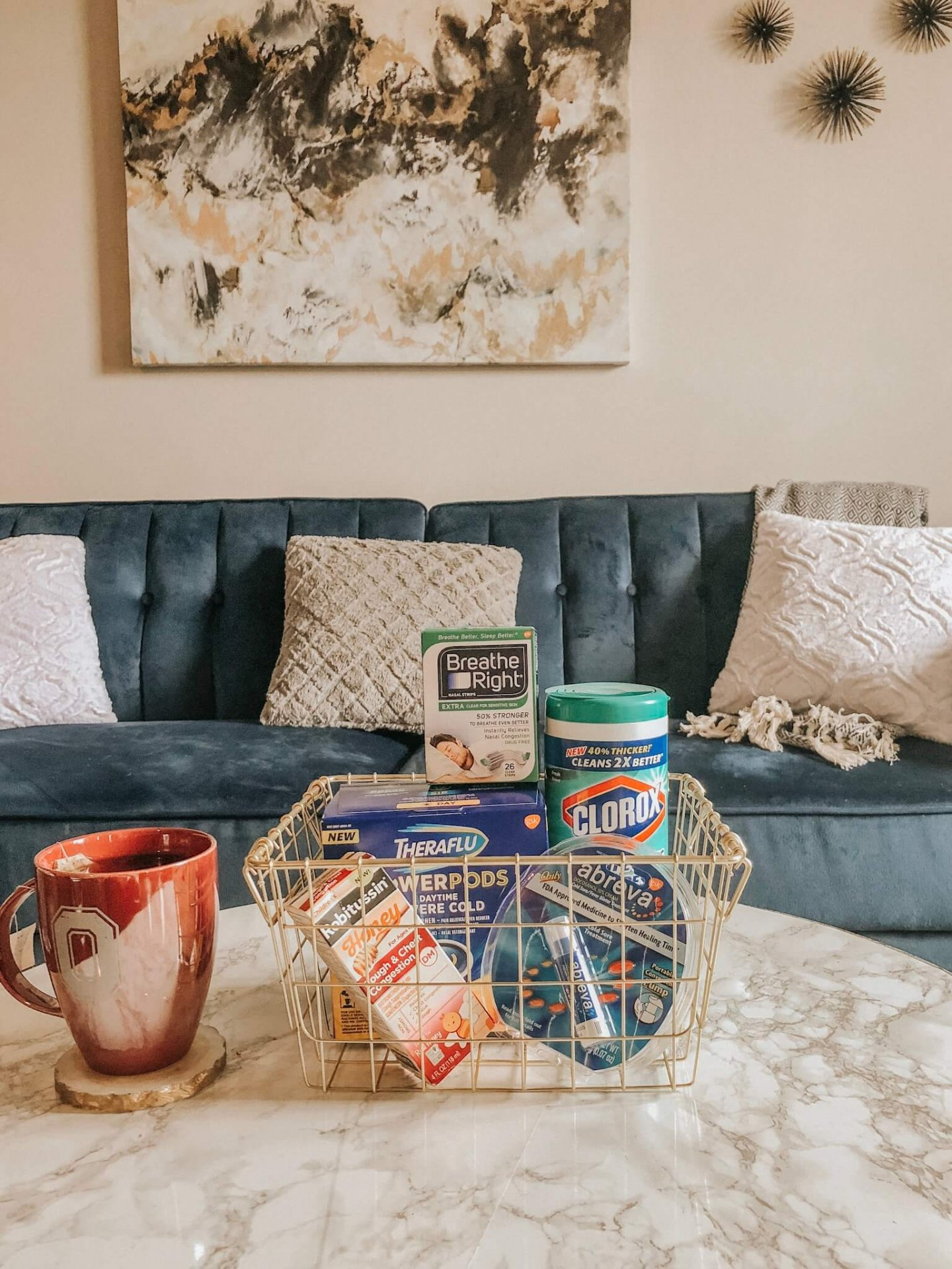 Sick Season Essentials for the Holidays with Kroger