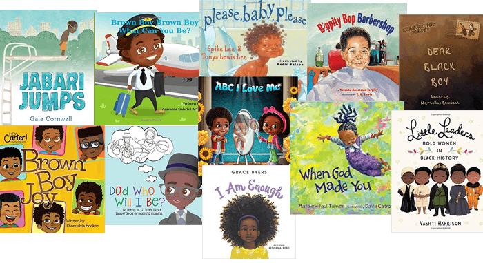 11 Children's Books That Celebrate Being Black