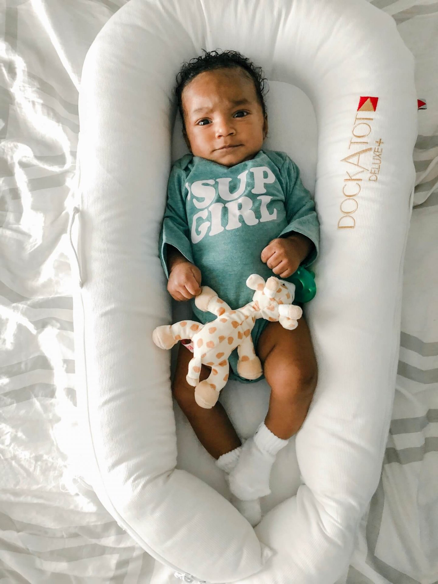 DockaTot — A Newborn Must-Have