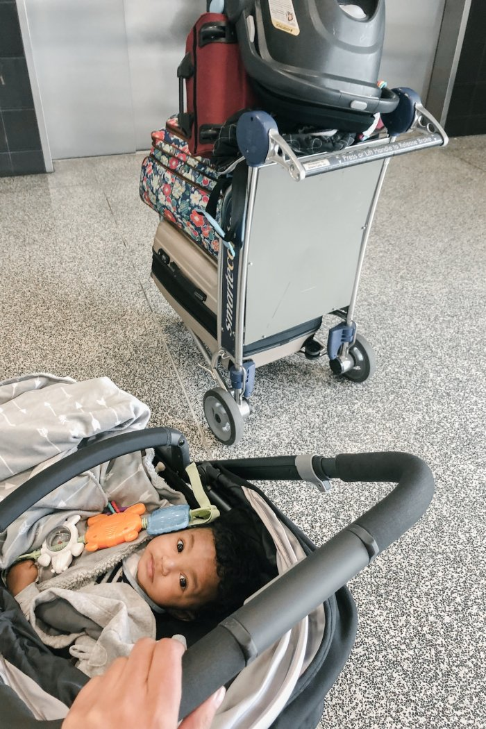 10 Tips For Traveling with an Infant or Toddler