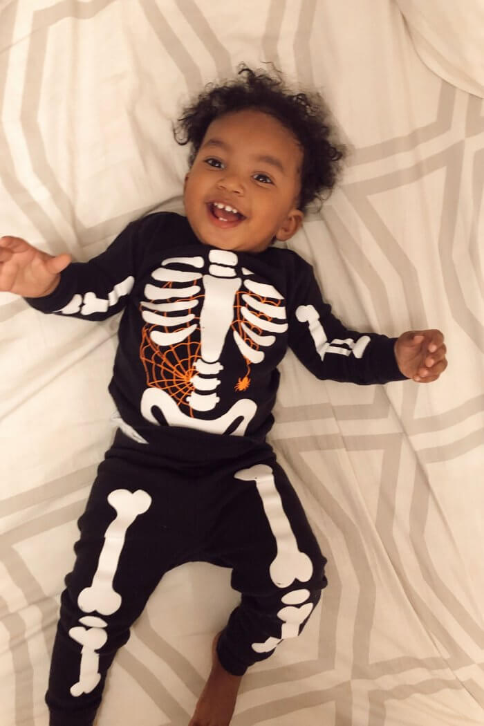 Halloween and Seasonal Pajamas for Toddlers