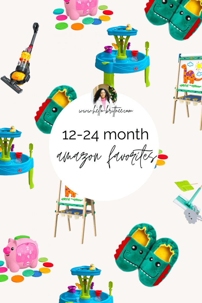 12-24 Month Old Simple Amazon Favorites