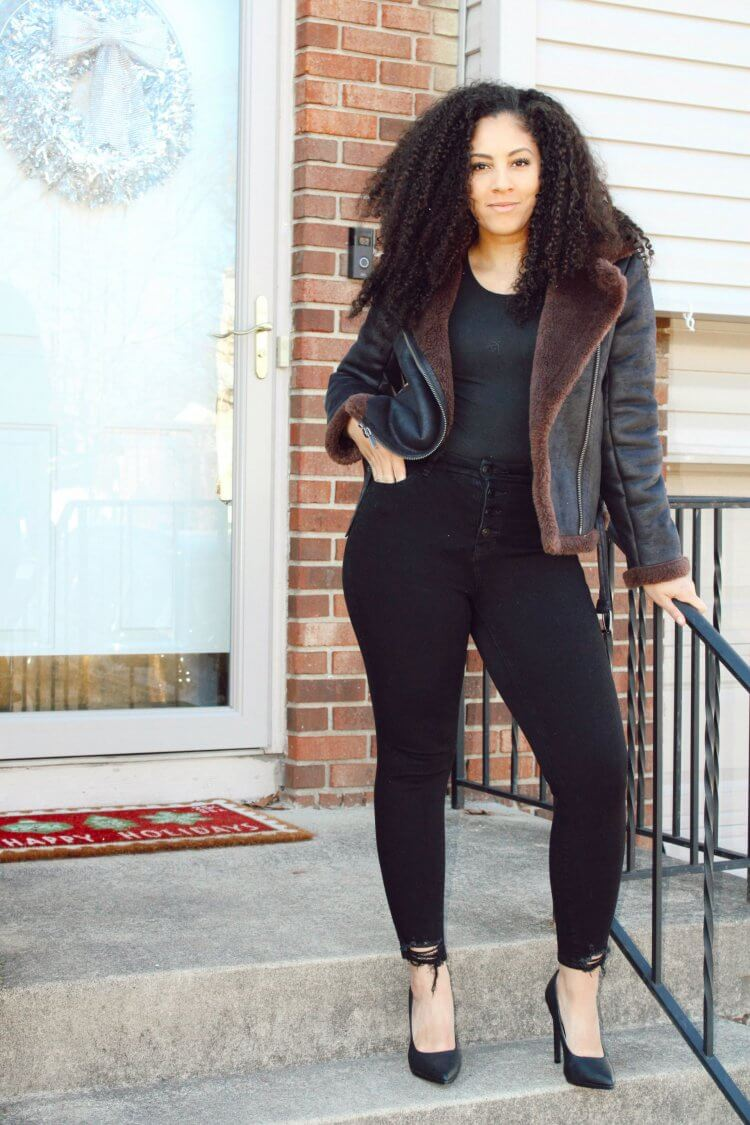 how to wear black jeans for every occasion