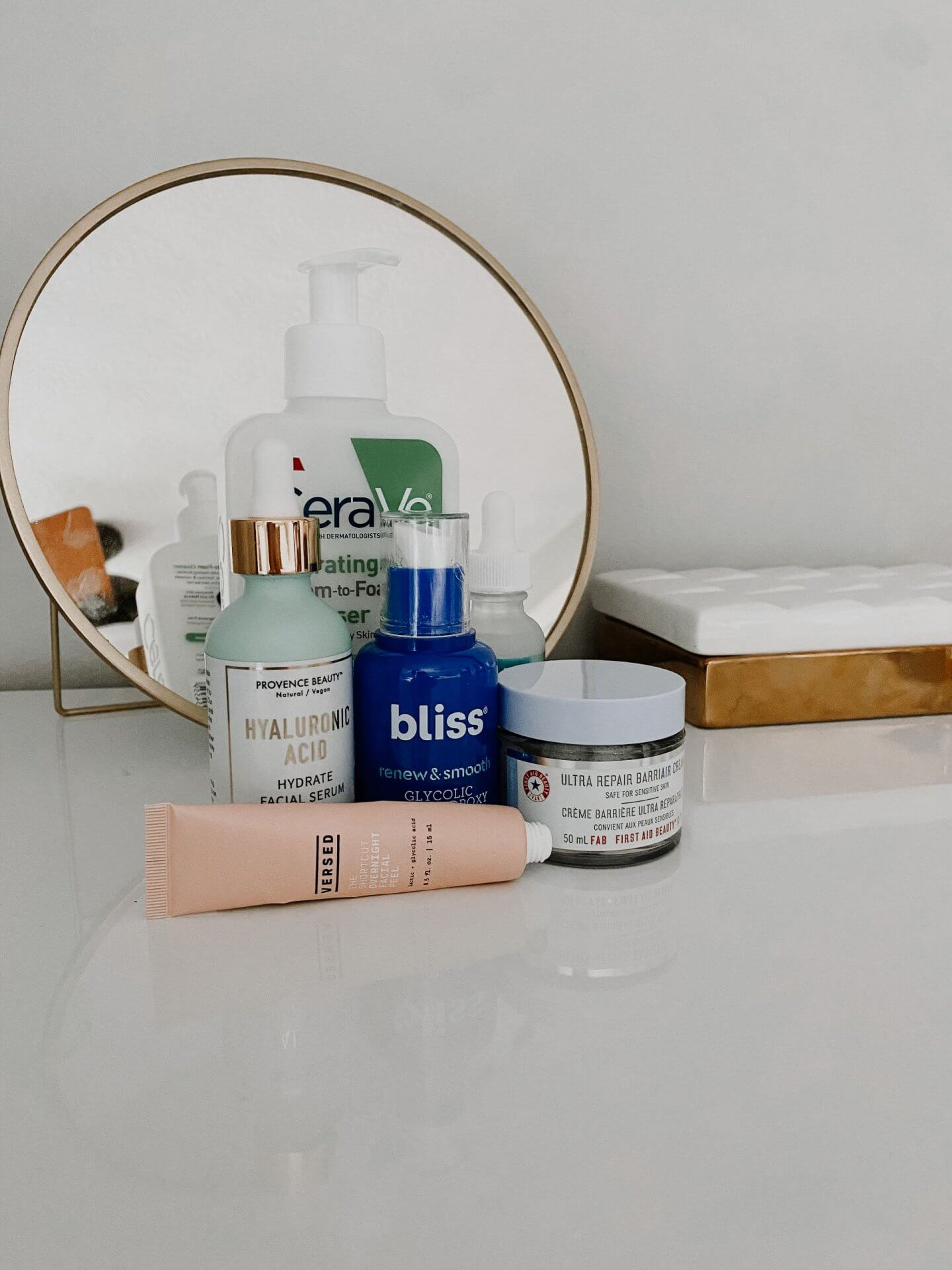 hello brittnee affordable acne-prone skincare