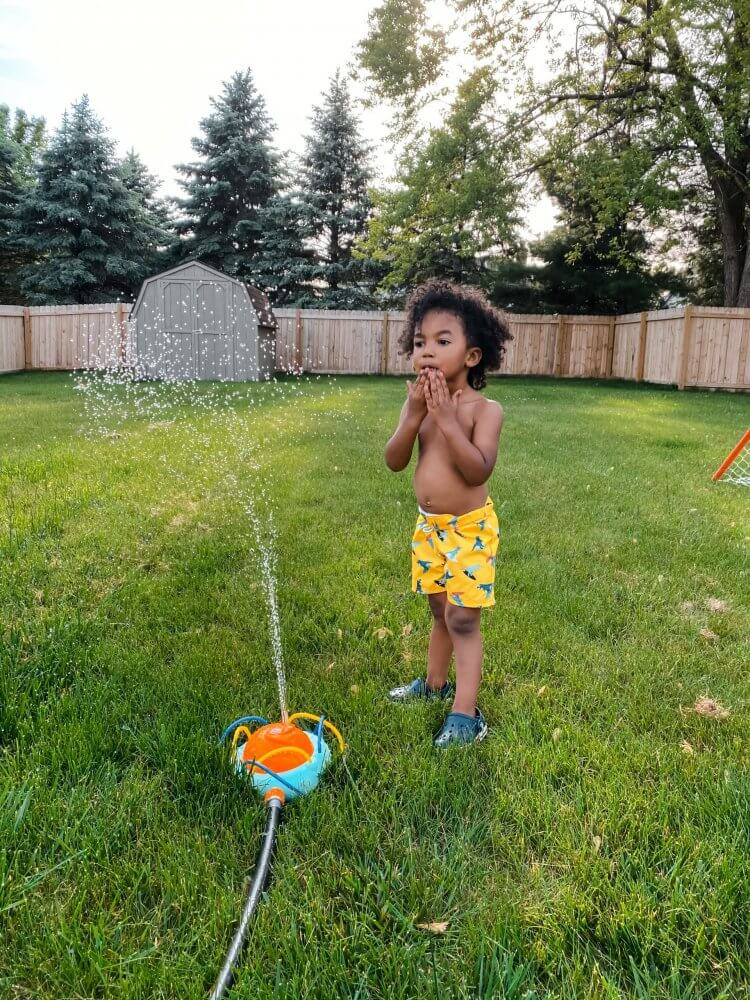 Fun Summer Activities for Your Toddler